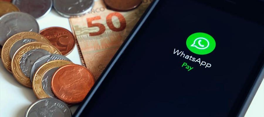 Pagamento via Whatsapp: como funciona e o que ainda está por vir